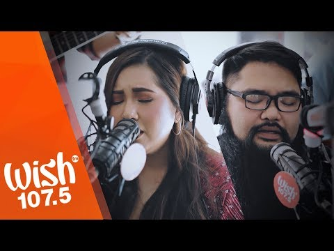 "Moira, I Belong To The Zoo perform ""Patawad, Paalam"" LIVE on Wish 107.5 Bus"