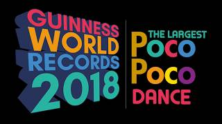 Gambar cover Indonesia GWR The Largest Poco Poco Dance 2018 Tutorial