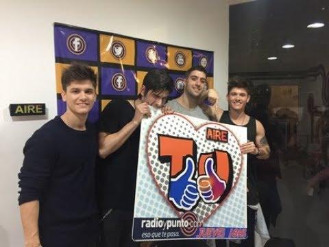 03/08/2017 Punky Lemon volvió a Tu Like  - Radio y Punto