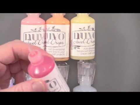Nuvo Jewel Drops - by Tonic Studio's Usa Inc