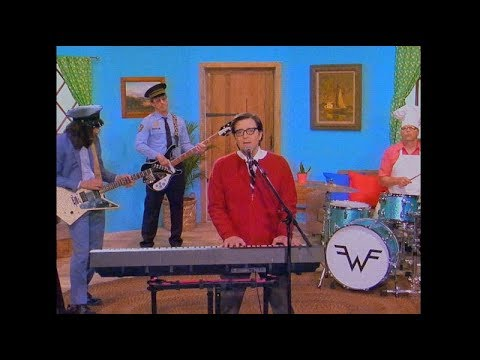 Watch Weezer's Mr. Rogers-Themed Video 'High as a Kite'