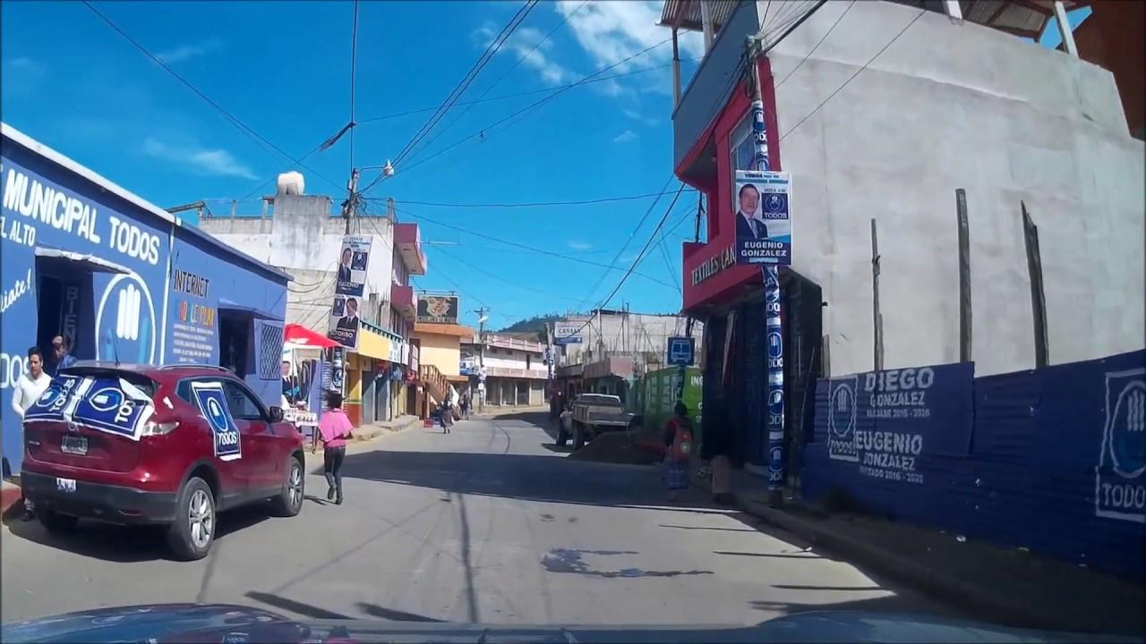 San Francisco el Alto, Guatemala - YouTube