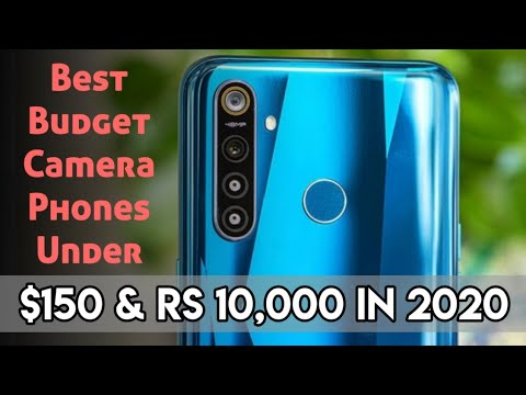 Best Camera Phone 2020.Top 5 Best Budget Camera Phones Under 150 Rs 10 000 In 2020