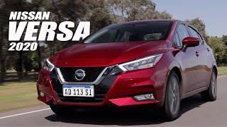 Nissan Versa Exclusive 1.6 - Test - Matías Antico - TN Autos
