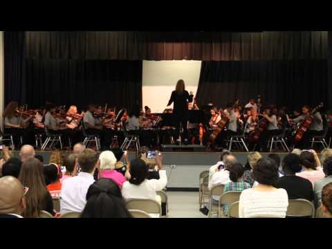 Lake Elkhorn Middle School Symphonic Orchestra - Radioactive