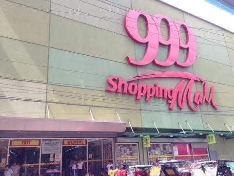 168 Mall and 999 Mall Divisoria Philippines by HourPhilippines.com