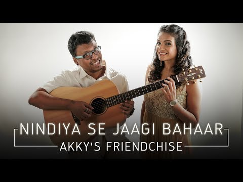 Nindiya Se Jaagi Bahaar || Hero (1983) cover By || Akky's Friendchise ||