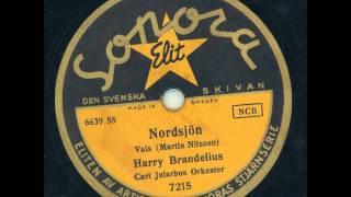 Harry Brandelius Carl Jularbos orkester - Nordsjön