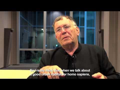Jan Gehl: On Building Spaces