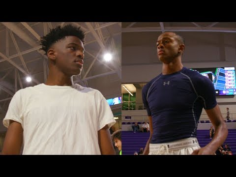 Bryan Antoine, Scottie Lewis - Ranney Basketball - Highlights/Interviews - Sports Stars of Tomorrow