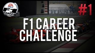F1 Career Challenge: Career Mode Part 1 - Australian GP 1999 [HD]