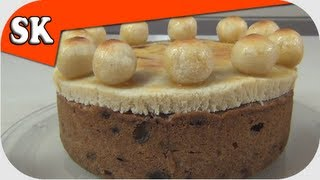 Simnel Cake Recipe - Easter Cake - Traditional Mothering Sunday Treat