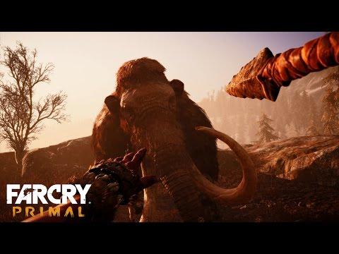 Официально анонсирована игра Far Cry Primal – первые подробности и трейлер