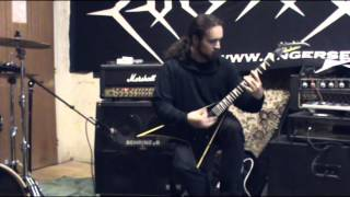 NILE: Black Seeds of Vengeance Cover