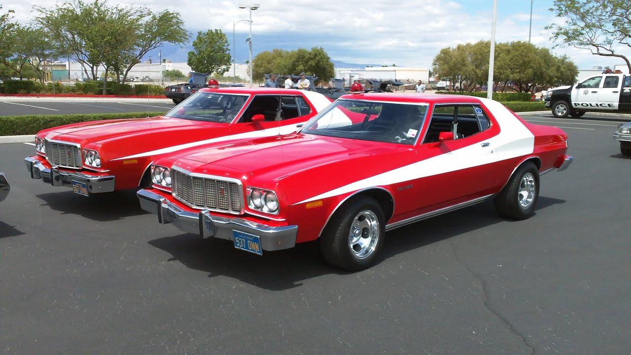 Starsky And Hutch Movie Cars 2015 Las Vegas Star Cars Parade