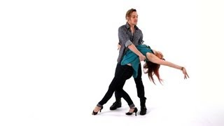 How to Do an Advanced Salsa Dip | Latin Dance