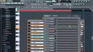 18L - Jak zapomnieć - produkcja we Fruity Loops