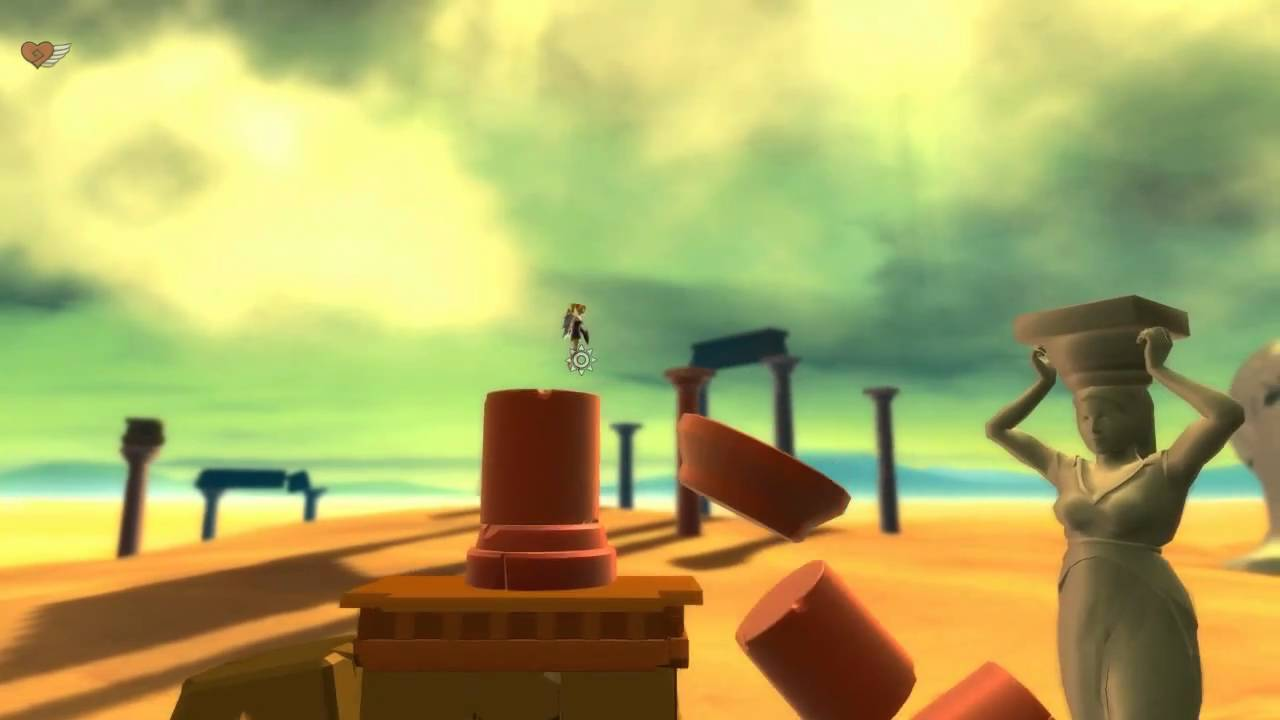 NyxQuest: Kindred Spirits, Greek mythology in this game of platforms and  puzzles for Android, which debuted on the Wii – phoneia