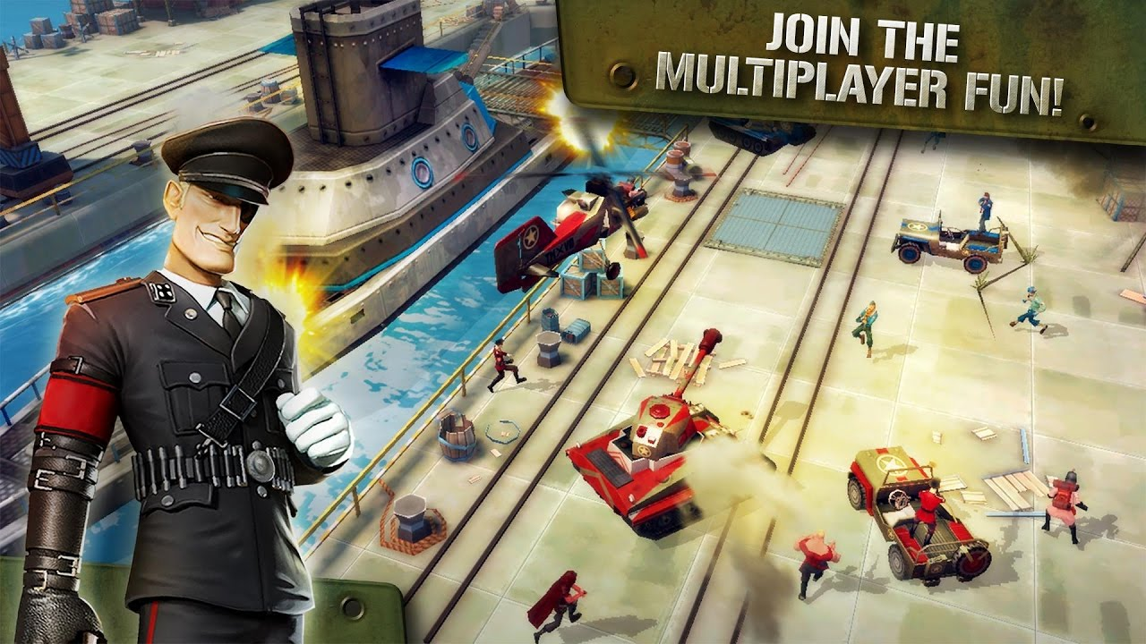Top 10 Best Online Multiplayer Games 2017 Android And Ios