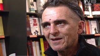 """Giovanni Lindo Ferretti e il suo libro """"Barbarico"""""""