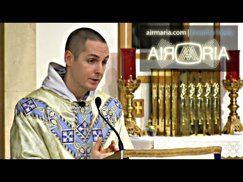 Mary, Mother of the Church - May 21 - Homily - Fr Terrance