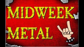 Midweek Metal Episode 29 - Red Tube, Derek Smalls & The Metalhead Box