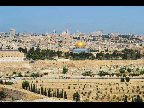 Imagens Da Terra Santa Em 4k TELAVIV/JERUSALÉM