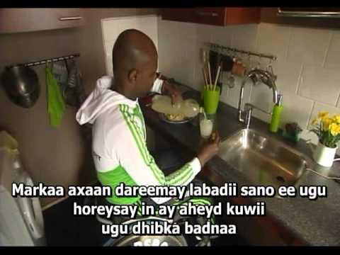 Wareysigii Magan Tahir ee Holland TV