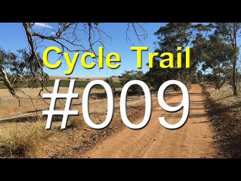 Cycling the River Torrens Linear Park - Adelaide CBD to West Beach
