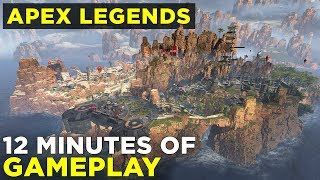 Download Apex Legends GAMEPLAY! | Titanfall battle royale world premiere Mp3 and Videos