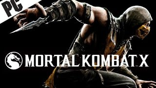 Mortal Kombat X - Первый Взгляд(, 2015-06-14T04:00:01.000Z)