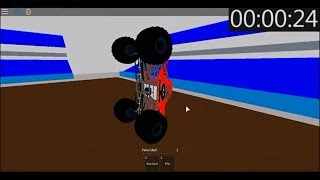 Roblox Monster Jam série YouTube 3: Freestyle Fargo