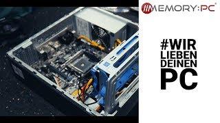 MEMORY PC GmbH #wirliebendeinenPC thumbnail