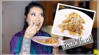 COOKING WITH EVETTEXO: THE BEST FRENCH TOAST!