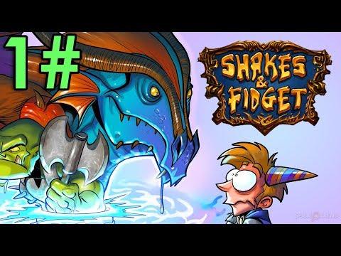 Shakes & Fidget #1 - Fail hned od začátku