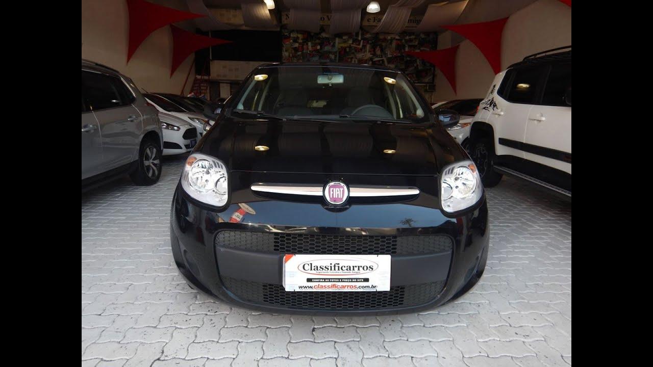 Fiat Palio 1 0 Mpi Attractive 8v  Flex  2015