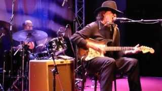 "Tony Joe White ""Roosevelt And Ira Lee"" @ New Morning, Paris Sept 2013"