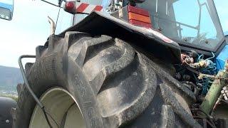 Traktor Ford 8340 - Landmaschinen