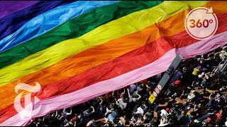 L.G.B.T.Q. Pride Around the World | The Daily 360 | The New York Times