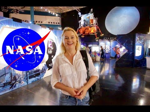 МУЗЕЙ КОСМОНАВТИКИ НАСА NASA ХЬЮСТОН США
