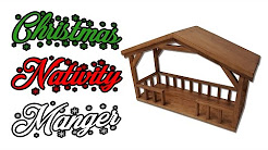 How to Make a Christmas Nativity Manger