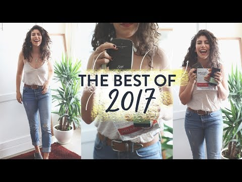 The BEST Healthy Products of 2017!!!
