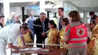 Video Exercice départemental ORSEC - aéroport de Guipavas - 5 juin 2015 download MP3, 3GP, MP4, WEBM, AVI, FLV Juni 2018