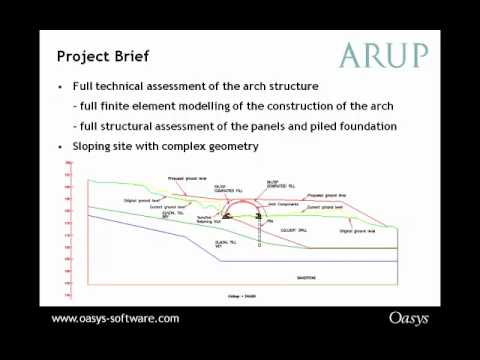 Oasys Safe - Solving Geotechnical Problems using FEA (Oasys Software Webinar)