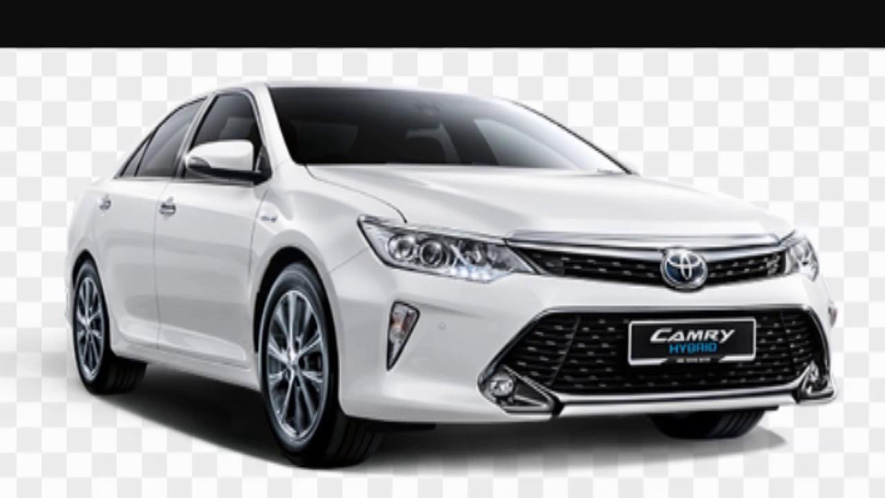 All New Camry 2018 Malaysia Filter Bensin Grand Avanza Toyota 2017 Model Youtube