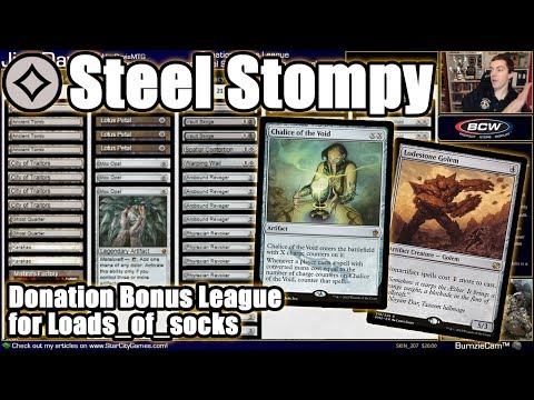 Lockin Em Out With Legacy Steel Stompy
