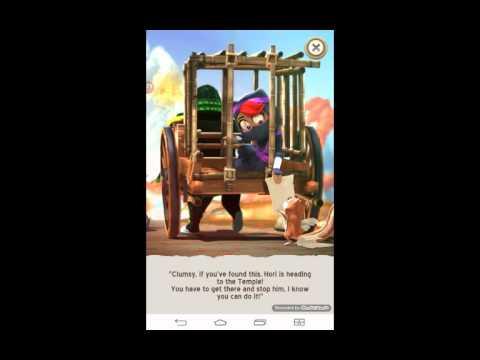Clumsy Ninja Gameplay Ninja Book Pictures 1-20