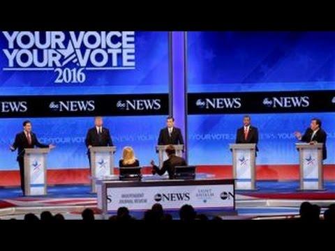 Presidential rivals target Marco Rubio at GOP debate