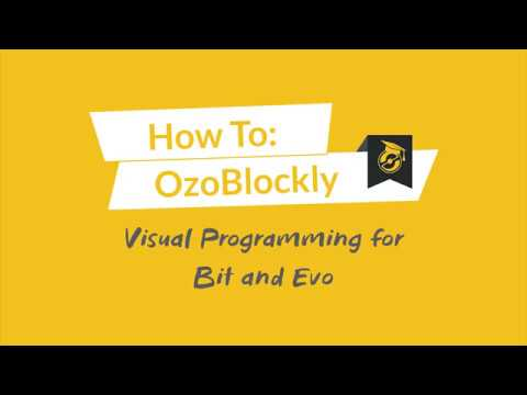 OzoBlockly Bot Camp