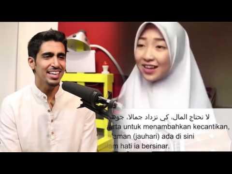 Kun Anta Akustik - Humood Al Khudher feat Mimi Nazrina